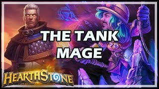 THE TANK MAGE - Boomsday / Constructed / Hearthstone