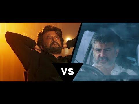Petta vs Viswasam trailer