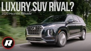2020 Hyundai Palisade review: An SUV so luxurious, Genesis should be worried