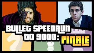 Bullet Chess Speedrun to 3000 in 7:26:28 [World Record] (Part 15)