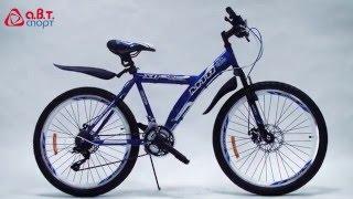 Обзор велосипеда MTR Andes D / 424 D 24