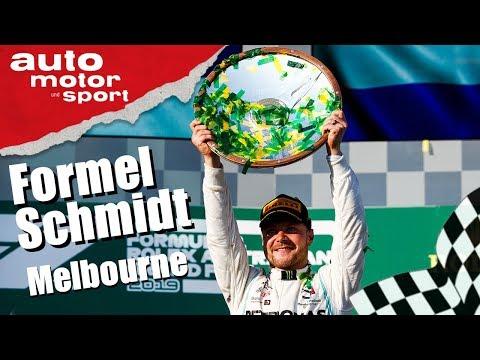 Ferrari beim Saisonstart neben der Spur - Formel Schmidt zum GP Australien | auto motor und sport
