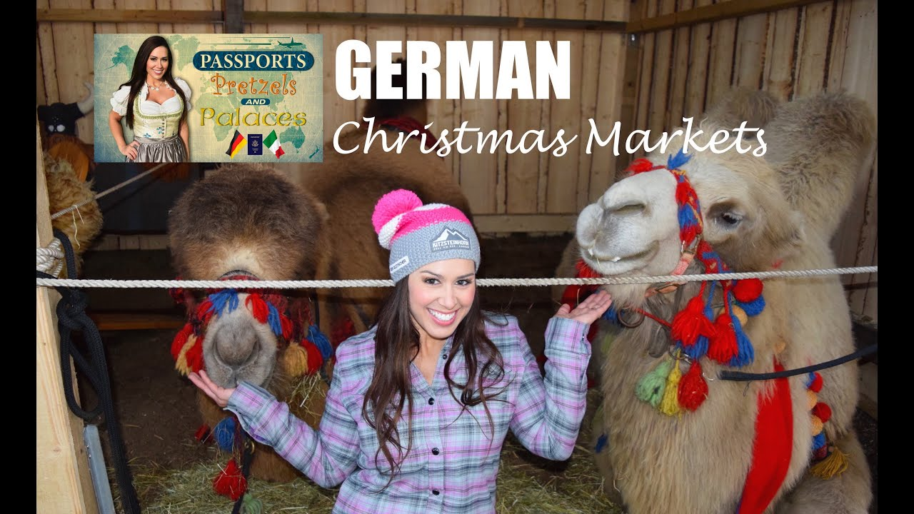 German Christmas Markets (Weihnachtsmarkt) | Passports, Pretzels, & Palaces