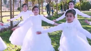 غنيلو محمد بشار رقصة بنات كردستان