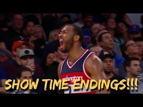 "NBA ""SHOW TIME"" Endings"