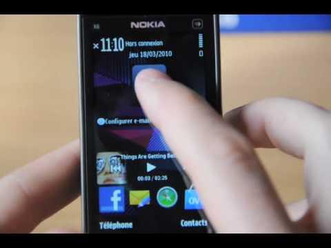Test du Nokia X6 par test-mobile.fr