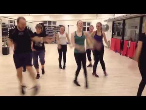 LunchMoney Lewis - Bills; Zumba (r) choreography