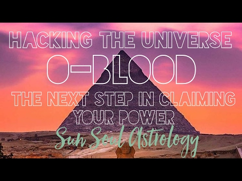 O Negative Blood Reclaiming Your Power Over Self! The Next Step! PART 2