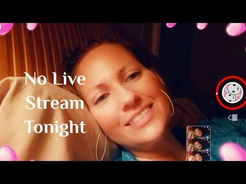 No Live Stream Tonight - YouTube