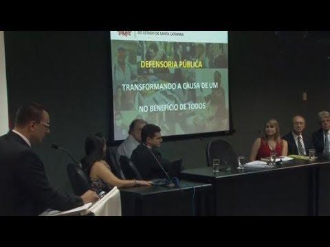 Defensoria Pública de SC tem nova gestão