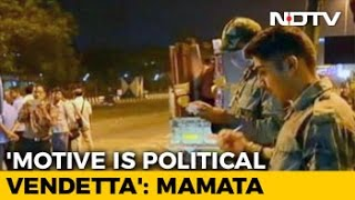 Mamata Banerjee Refuses To Leave Office, Wants Army Out of Toll Booths