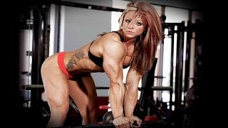 Dani Reardon - Women's Physique - Day In The Life - One Week Out 2016 Arnold Classic