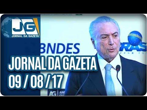 Jornal da Gazeta - 09/08/2017