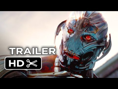 Avengers: Age of Ultron TRAILER 1 (2015) - New Avengers Movie HD