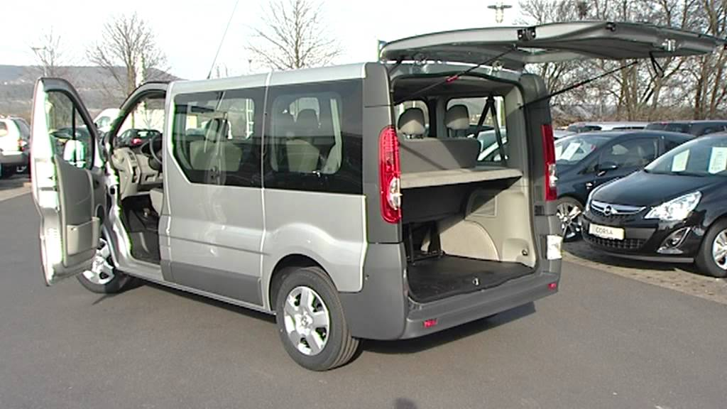 opel vivaro 2 0 cdti youtube. Black Bedroom Furniture Sets. Home Design Ideas