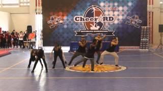 Magic Dance Studio Categoria All Starr Hip Hop Crew, Campeonato Nacional De Cheerleading y Dance