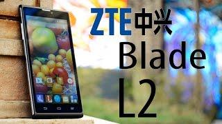 ZTE Blade L2 con Telcel   Análisis