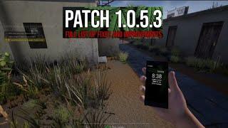 New UPDATE PATCH v.1.0.5.3.5  | Drug Dealer Simulator | Tips & Tricks