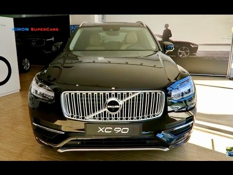 New 2017 Volvo Xc90 Exterior Interior