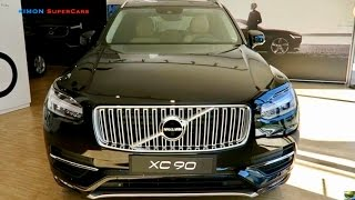 NEW 2017 Volvo XC90 - Exterior & Interior