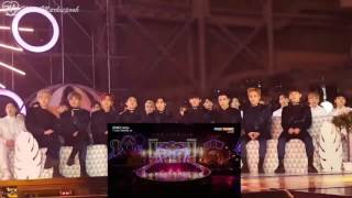 Video SEVENTEEN & TWICE (ft EXO) Reaction to Each Other♡ download MP3, 3GP, MP4, WEBM, AVI, FLV Maret 2017