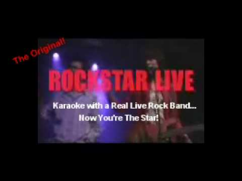 Rockstar Live (TM) - Live Band Karaoke - Seattle, WA