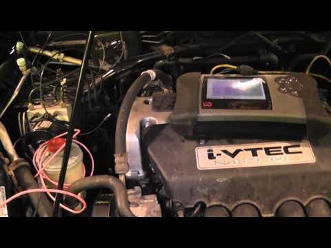 HONDA F CAN NO COMMUNICATION CODES AND A P1157 AIR FUEL RATIO SENSOR