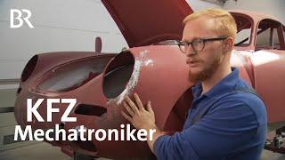 KFZ-Mechatroniker Schwerpunkt Karosserietechnik | Ausbildung | Beruf