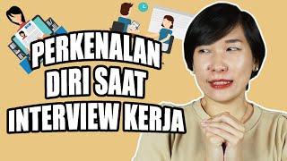 Perkenalan Diri Saat Interview Kerja Dalam Mandarin | Chinese Phrases