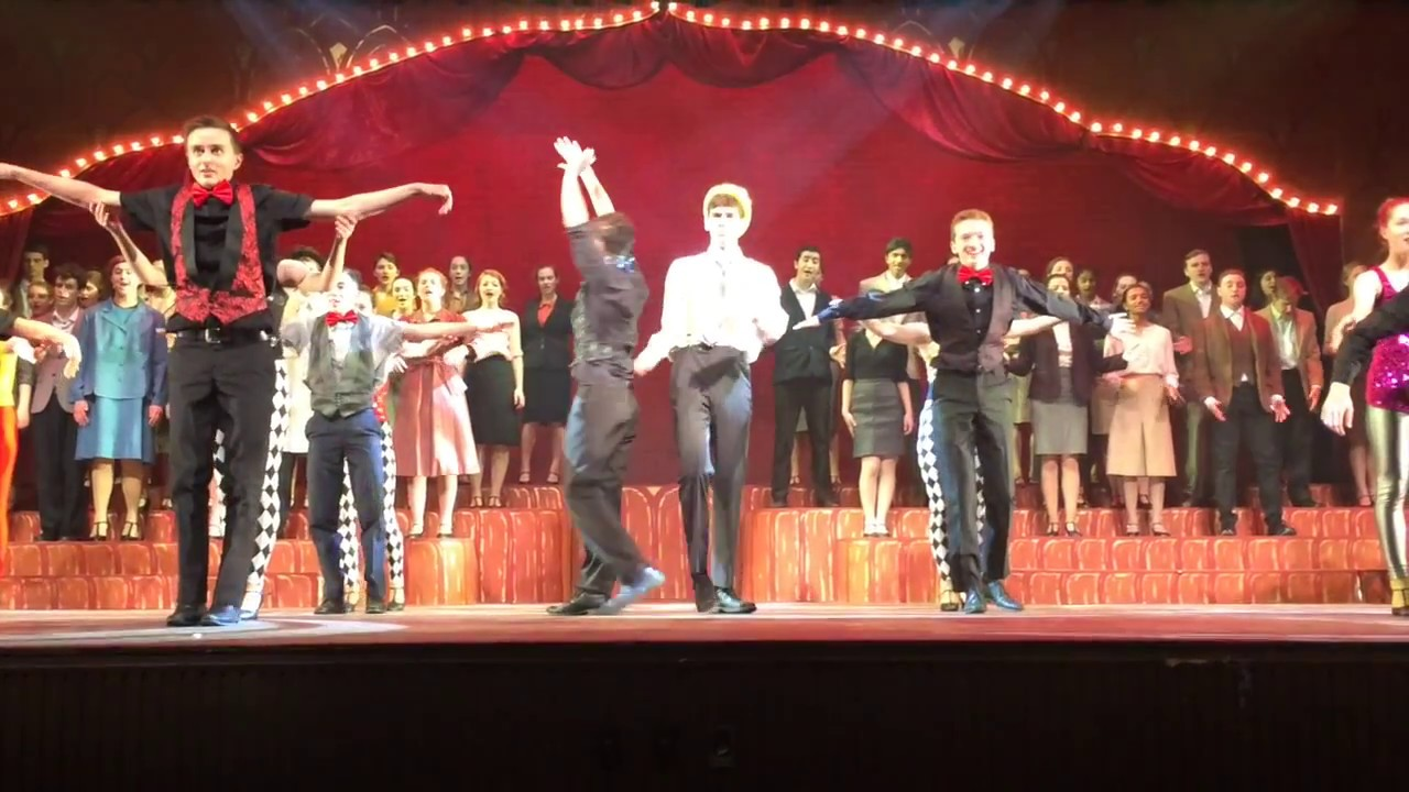 Belmont High School Performing Arts Companys Spring Musical 2017