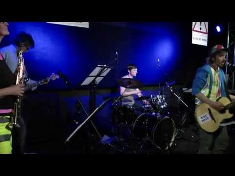 The Boy And The Flatpack Band Live At BRfm Radio/TV