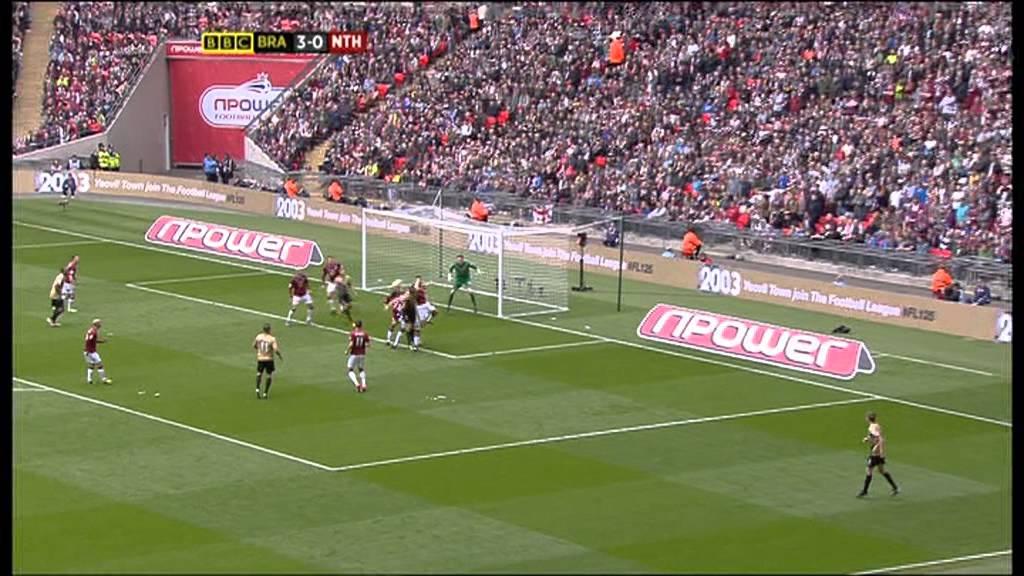 Bradford City V Northampton Town Highlights May 18th 2013 ...