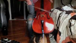 LCD Soundsystem - Someone Great (Cello Cover)