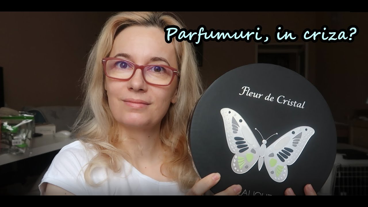 Parfumuri, in criza? Unboxing Notino