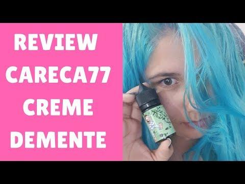 Review Careca77's Juices Creme Demente (PT - BR)