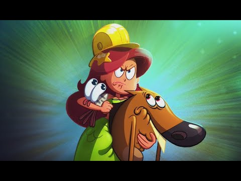 Zig & Sharko  🚜 MARINA IS A BUILDER MASTER 🚜 CONSTRUCTION COMPILATION 🏗 Cartoons for Children