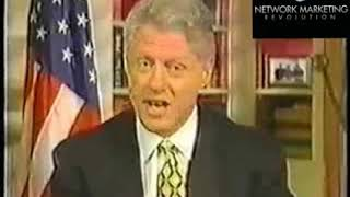 President Clinton Endorses Network Marketing   Direct Selling2 2