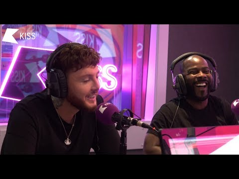 James Arthur talks Love Island, New Music, Shawn Mendes and the World Cup 🎵   KISS Breakfast
