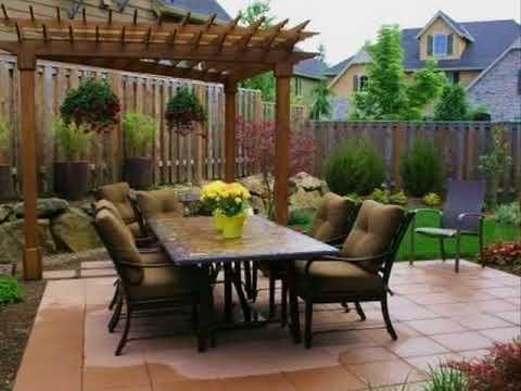 Gartenideen Für Kleine Hinterhöfe