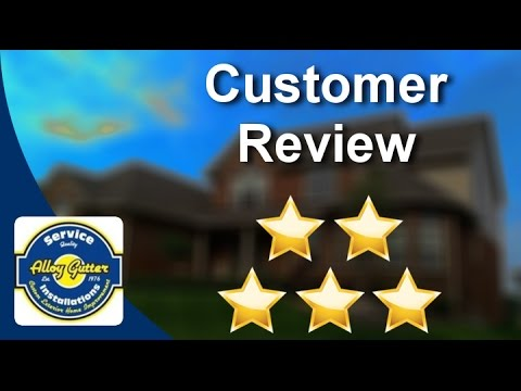Alloy Gutter Company Taylor Michigan Review By Mzkash