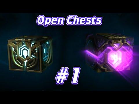 видео: {league of legends} open chests #1 - Не повезло :c