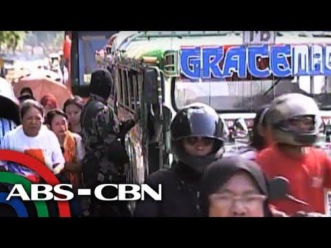 Bandila: Iligan City, hinigpitan ang seguridad dahil sa Maute