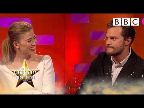 Jamie Dornan's sleepwalking secret... - BBC
