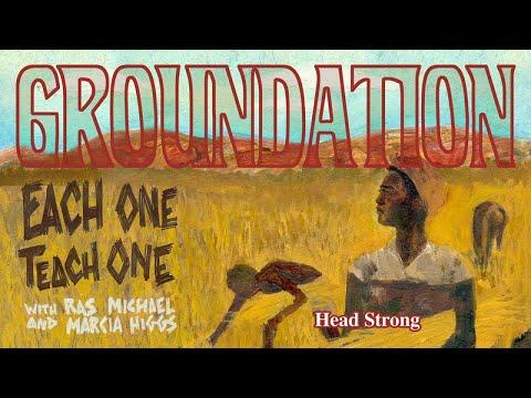 Groundation - Head Strong [Official Lyrics Video]