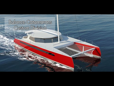 Balance Custom Catamaran