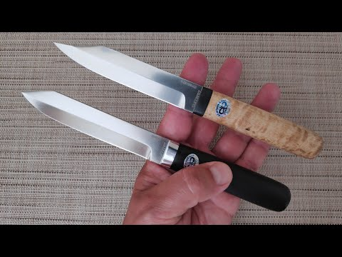 Новинка. Нож ЗАСАПОЖНЫЙ (1 и 2) Златоуст АиР