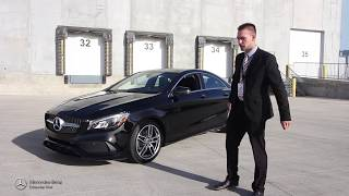 Top 5 Reasons to Buy the 2018 Mercedes-Benz CLA 250 | Edmonton, AB