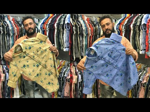 Cash on Delivery /Ahmedabad wholesale market/ Shirts and jeans Manufacturer