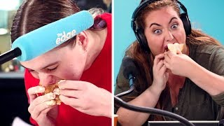 Worlds Fastest Eating Of Watermelon In 1 Second