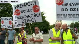 Marsz przeciwko przemocy w Białymstoku | OnetNews